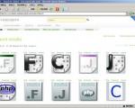圖示搜尋網站 - Iconfinder