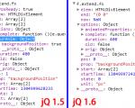 [jQ]Background-Position Animation 在 jQuery 1.6 上的問題
