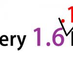 為相容性而生~jQuery 1.6.1 RC 1