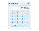 [jQ]JCalculator 1.0