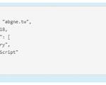[AngularJS]AngularJS 入門教學 - Filters (一)