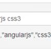 [AngularJS]AngularJS 入門教學 - ngList