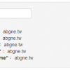 [AngularJS]AngularJS 入門教學 - 宣告式語法的使用方式